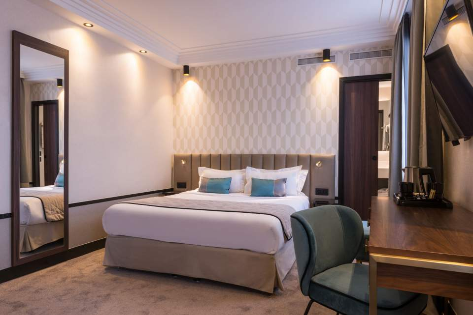 Chambre duBest Western Select Hotel